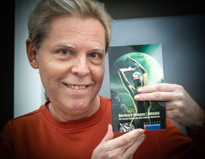 Bernhard Kempen: Arkadia - Band 1 aus dem Xenosys-Universum
